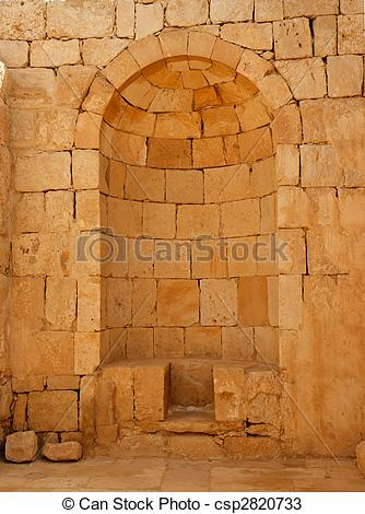 Fortress clipart stone wall In Ancient niche stone Photos