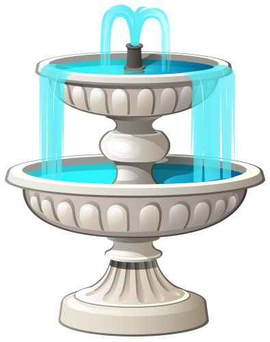 Fountain clipart Download clipart #2 Download Fountain