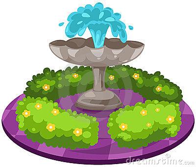 Fountain clipart Fountain Clipart Bird Fountain cliparts