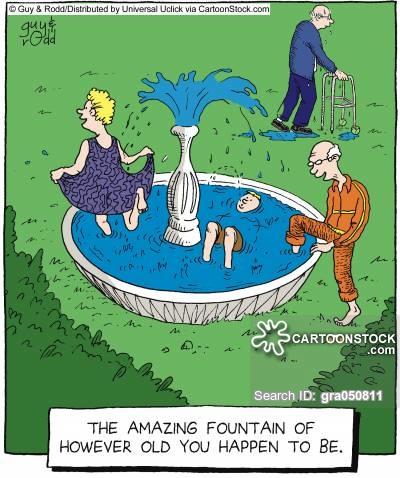 Splash clipart fountain youth Comics Of Cartoons 34 cartoon