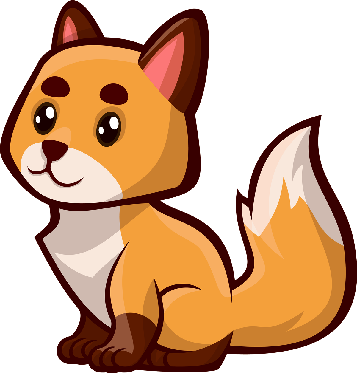 Fox clipart Gclipart images free free com