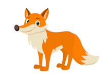 Red Fox clipart Clipart Kb Graphics Art Clipart