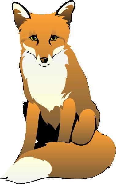 Fox clipart Art Fox Images Art Free