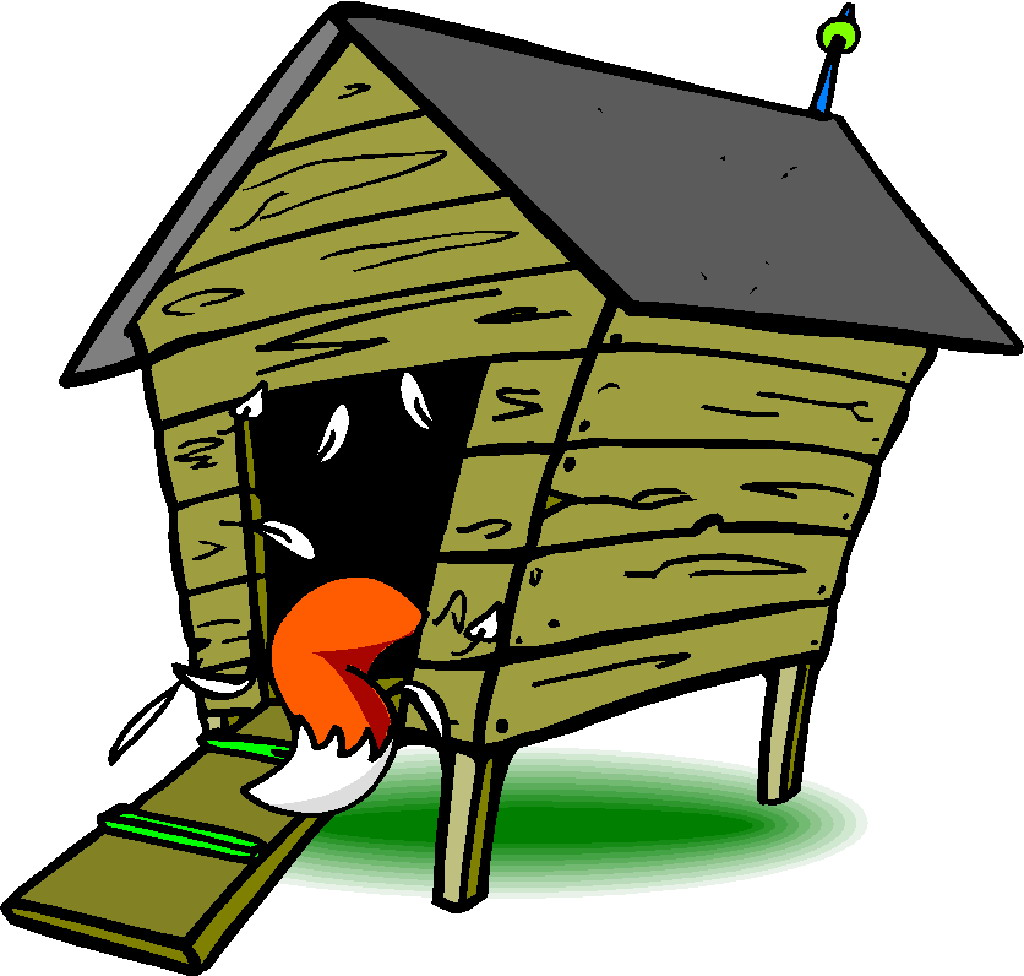 Chick clipart chicken house Chickens Clip Art clip Chickens