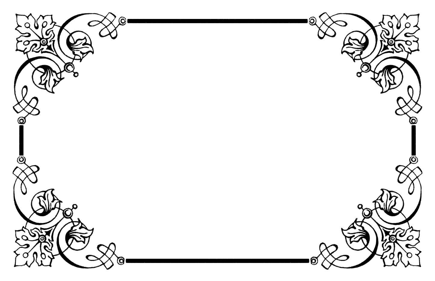 Frame clipart Art Panda Clipart Art Clip