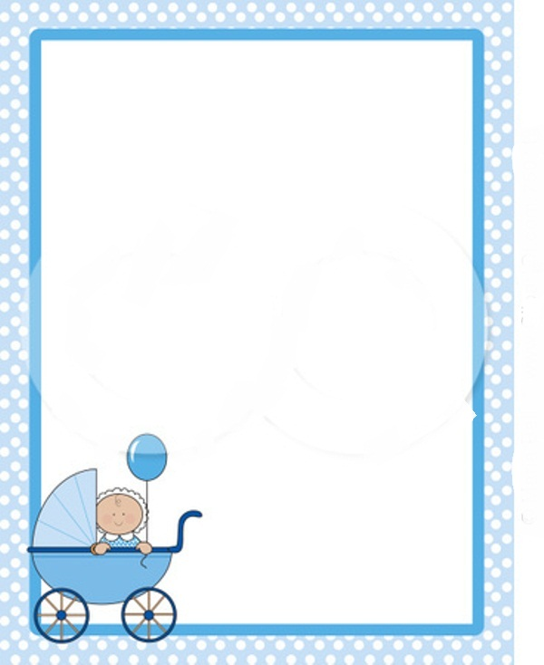 Baby clipart frame Baby related Art Printable PDF