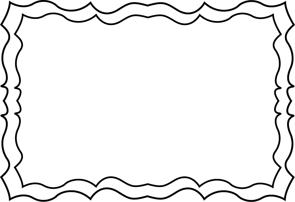 Frame clipart black and white Clipart And Black Free Clipart