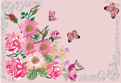 Frame clipart butterfly Free butterfly format svg cdr