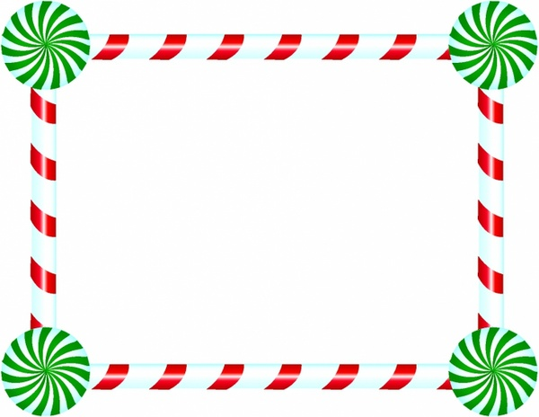 Lines clipart candy cane #8