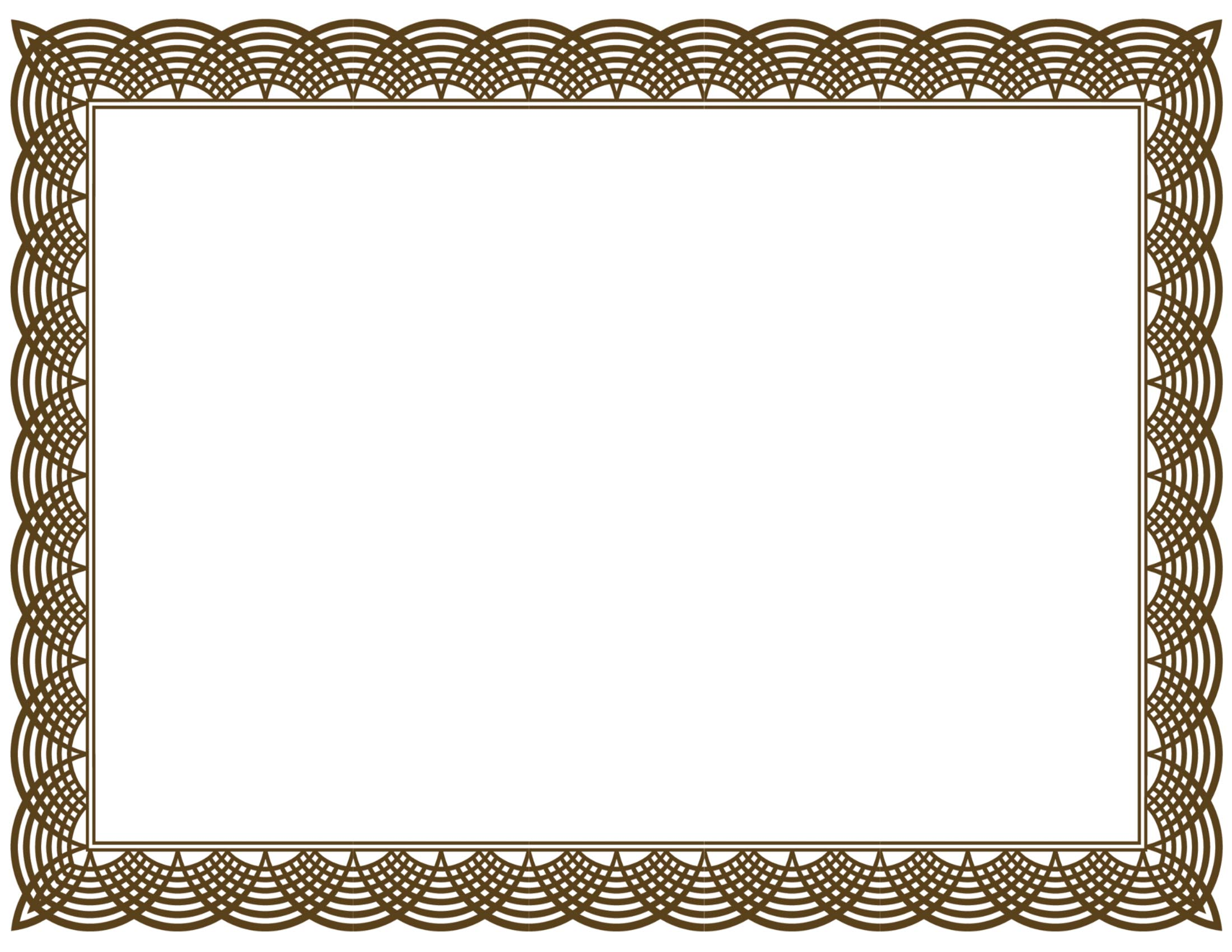 Templates  clipart cert Free Collection certificate frames Borders