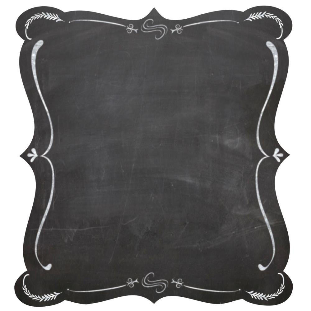 Frame clipart chalkboard Clipart Chalkboard frame Clipartix crafthubs