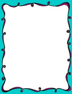 Fun clipart picture frame And frames scanned clip These