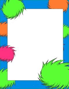 Frame clipart doctor Inspired of item?  Seuss