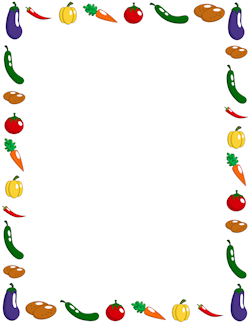 Frame clipart fruit Clipart And Fruit Free Clipart
