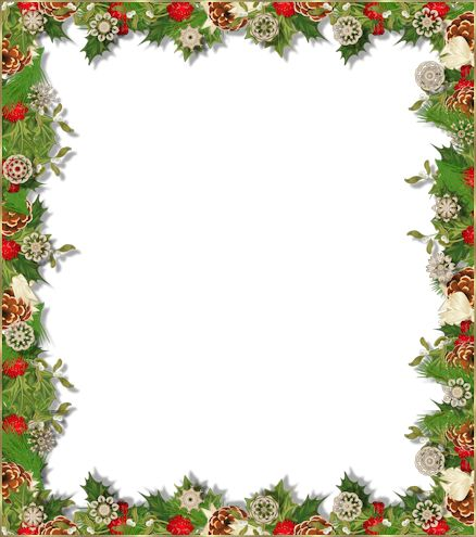 Frame clipart holiday  & best about Clipart