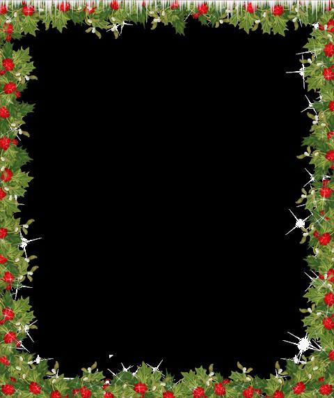 Frame clipart holiday Transparent Frame Pinterest Holiday frames