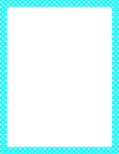 Frame clipart light blue Border on JPG Page Find
