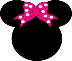 Frame clipart minnie mouse #2