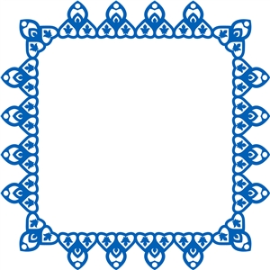 Frame clipart moroccan Store frame 3 moroccan Silhouette