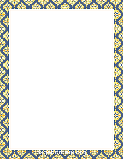 Frame clipart moroccan Use or creating other Microsoft