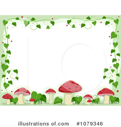 Frame clipart mushroom Free Clipart Mushrooms BNP Mushrooms