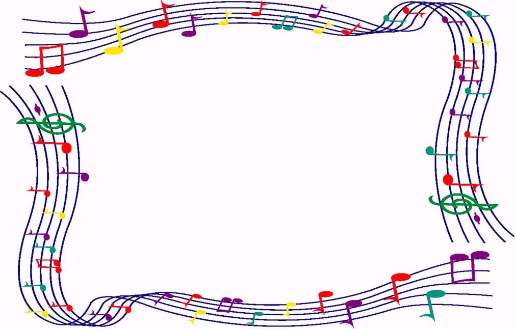 Frame clipart music Clipart FreeClipart Clipart Notes pw