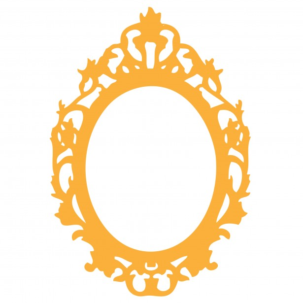 Frame clipart orange Clipart Ornate Stock Pictures