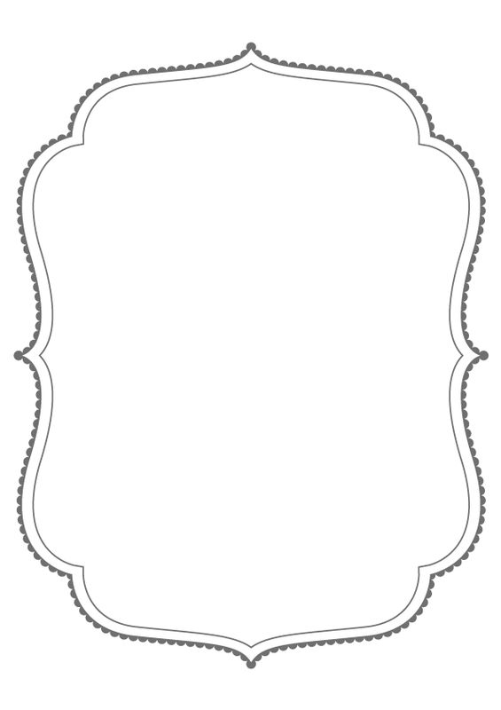 Frame clipart quatrefoil Frames Frame on about Bracket