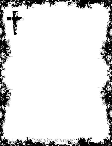 Frame clipart religious Border Graphics Border and Church