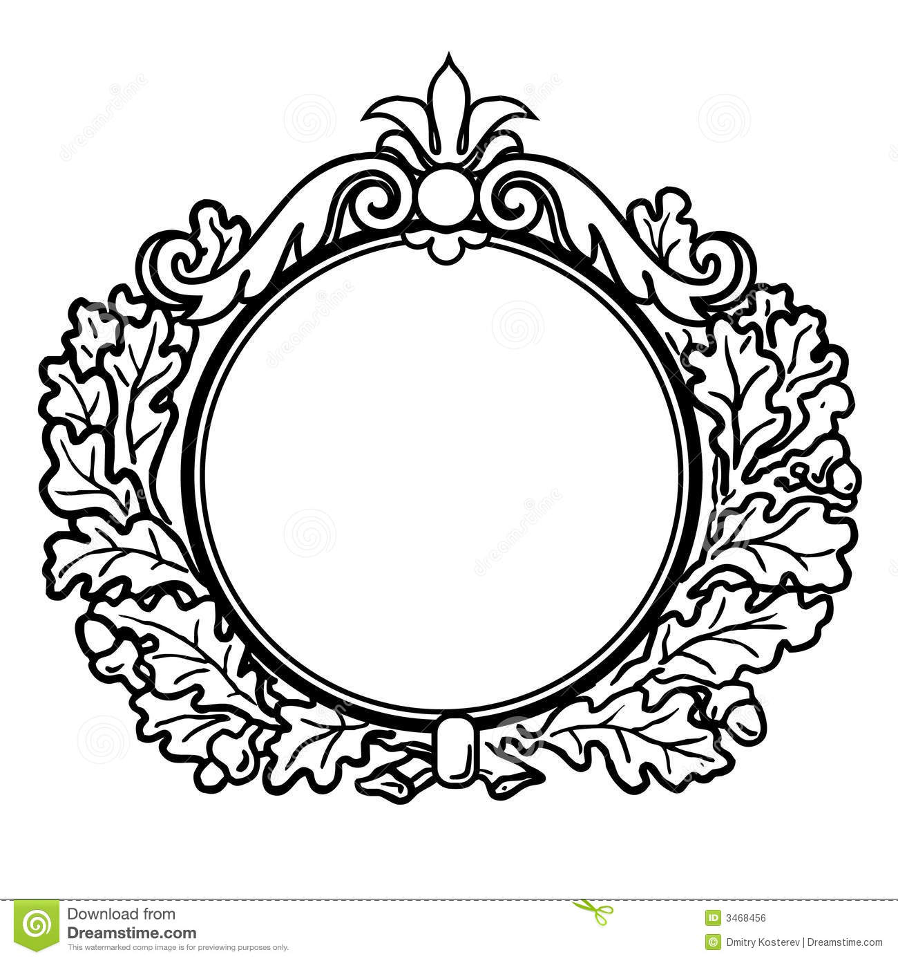 Frame clipart round Borders Clipart Images round%20clipart Panda