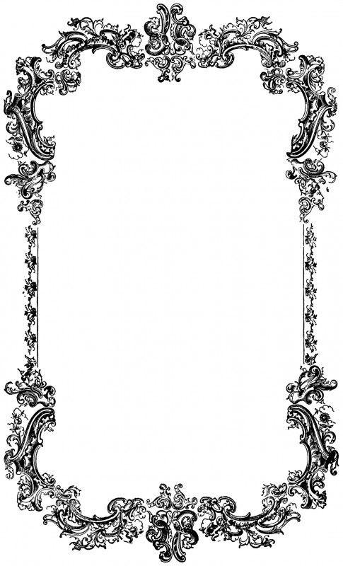 Victorian clipart rococo On 25+ Best ideas Pinterest