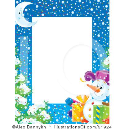Frame clipart snowman Clipart Clip Images Snowman Panda
