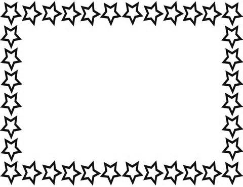 Frame clipart star Star%20border%20clipart Clipart Panda Images Free