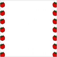 Frame clipart strawberry Clipart Free Border Strawberry Images