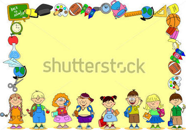 Frame clipart student Download art subjects clip –