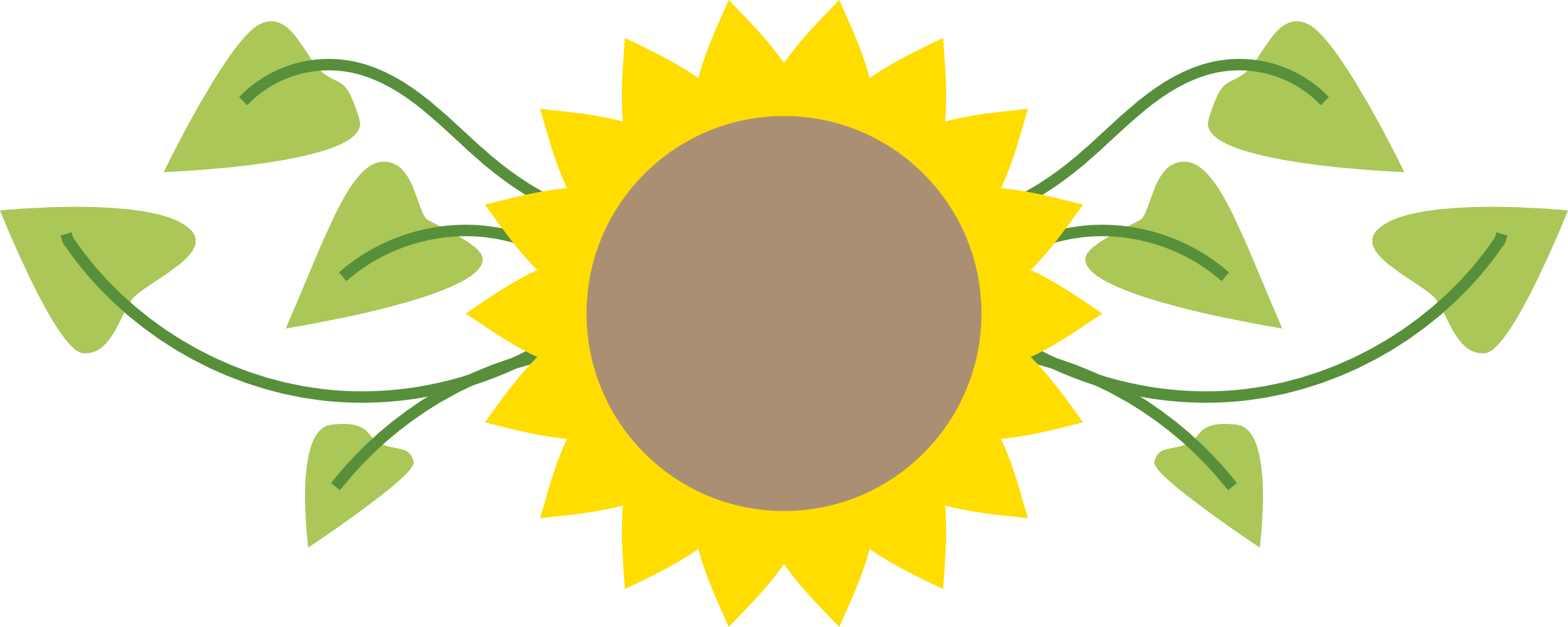 Frame clipart sunflower Border Clipart Clipart Free Images