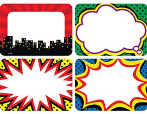 Frame clipart superhero  free Page Bing frames