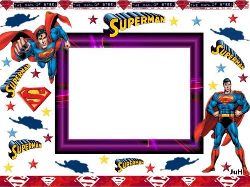 Frame clipart superhero Images Superman on best Pinterest