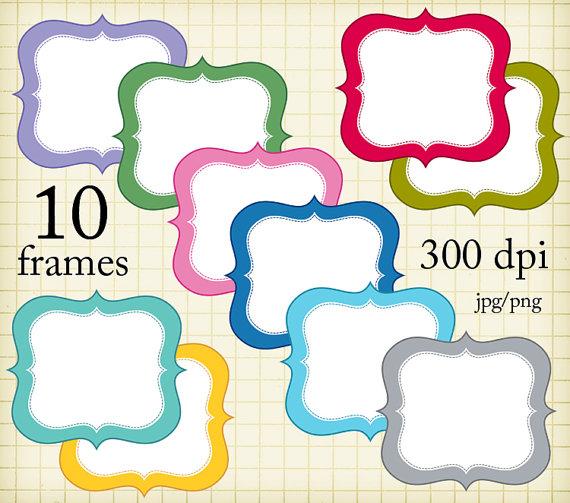Frame clipart transparent background Transparent Clip Art Frame Clip