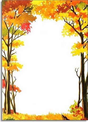 Frame clipart tree On and print free Pin