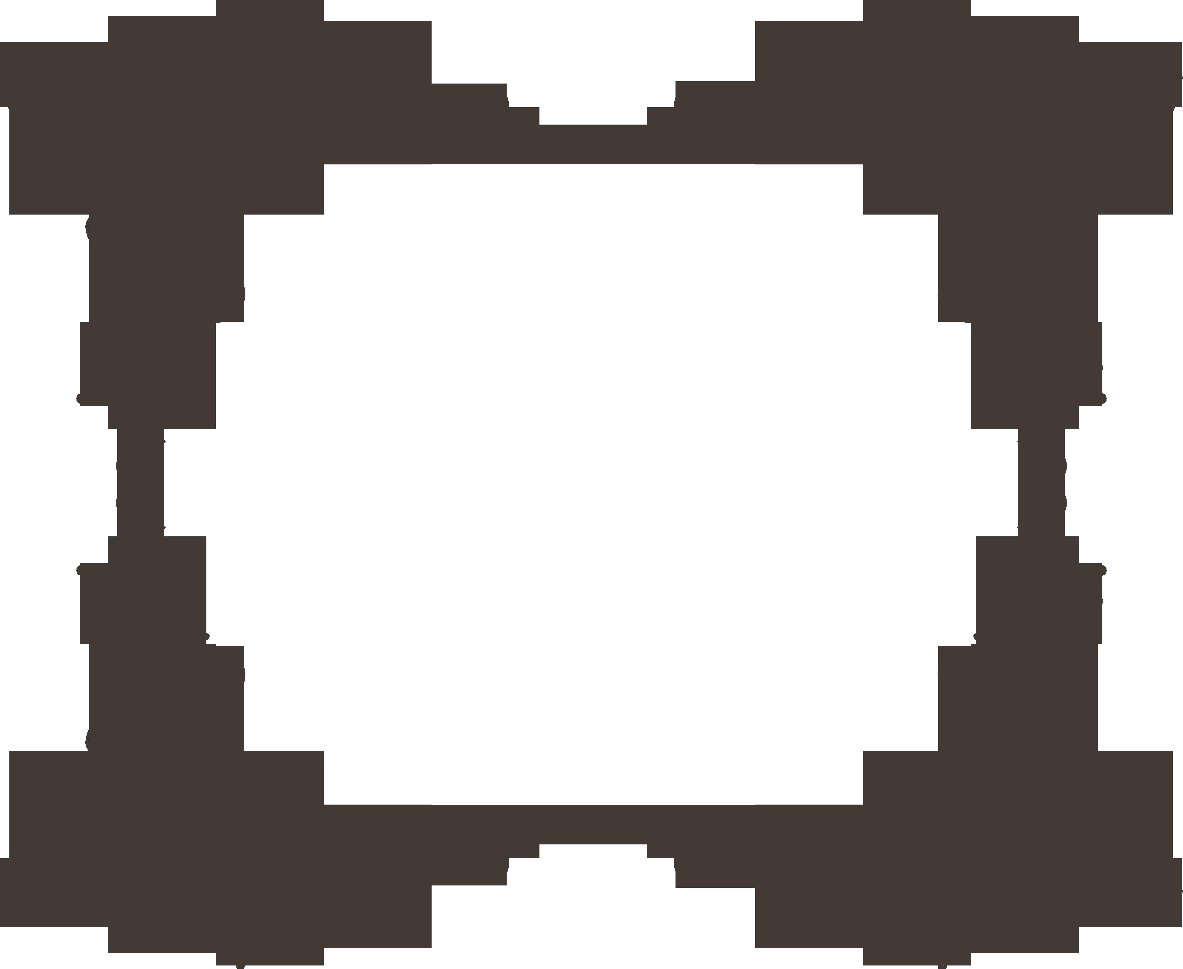 Gorgeus clipart decorative frame Clip  Rahmen Vintage hochzeit