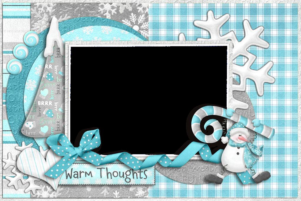 Winter clipart frame  Gallery Winter size full