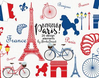 France clipart Clip Art Paris Art Tower