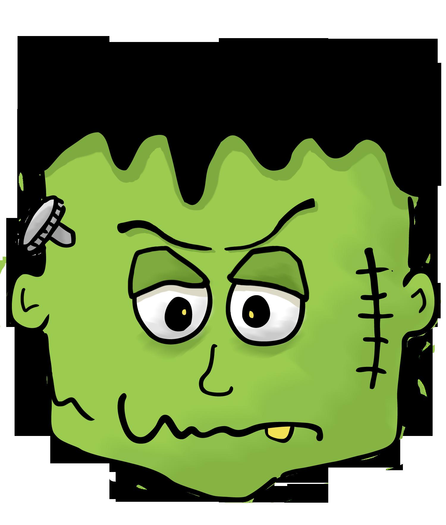 Frankenstein clipart Halloween Pictures Clipart frankenstein clipart
