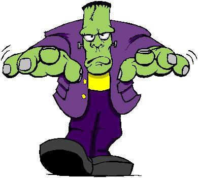 Frankenstein clipart Frankenstein Clipartix Pictures clipart 5
