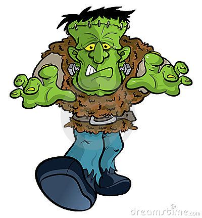 Frankenstein clipart cartoon Best Pinterest MonsterCartoon 50 on