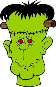 Frankenstein clipart head Frankenstein 0 on images Frankenstein