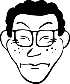 Freckles clipart black and white Freckles png freckles html /people/faces/boy_faces/wearing_glasses/freckles