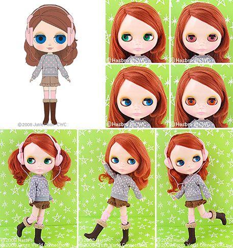 Freckles clipart cute doll Blythe Freckles 28 images Pinterest