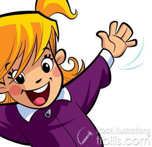 Freckles clipart happy child Thodoris image switch between close